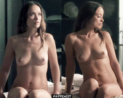 Olivia Wilde Nude Scene Enhanced