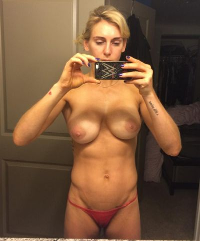 Charlotte Flair Nude Photo and Video Collection