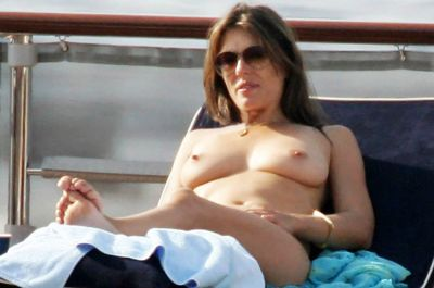 Elizabeth Hurley Nude Photo and Video Collection