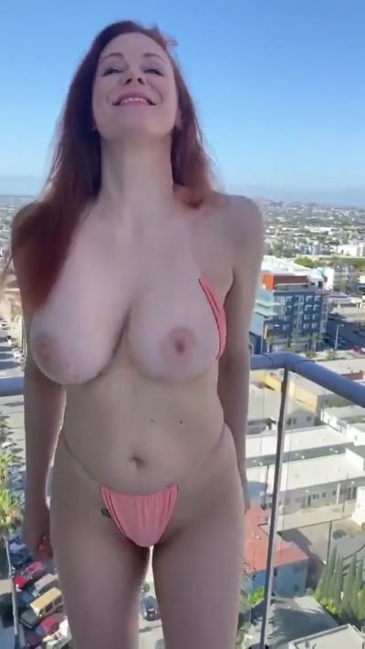 Maitland Ward Nude Video