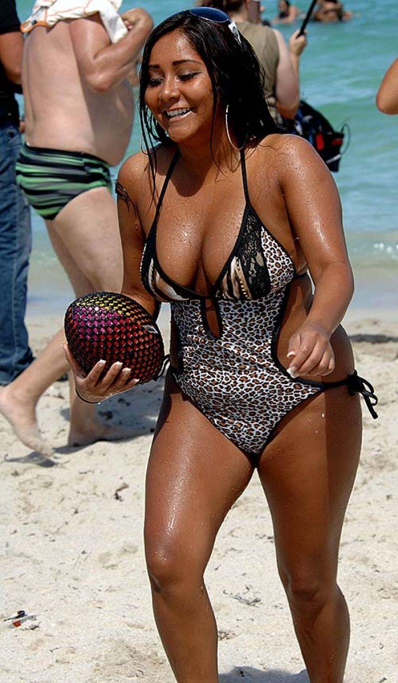 Nicole Snooki Polizzi: Nude Pics Not Real - The