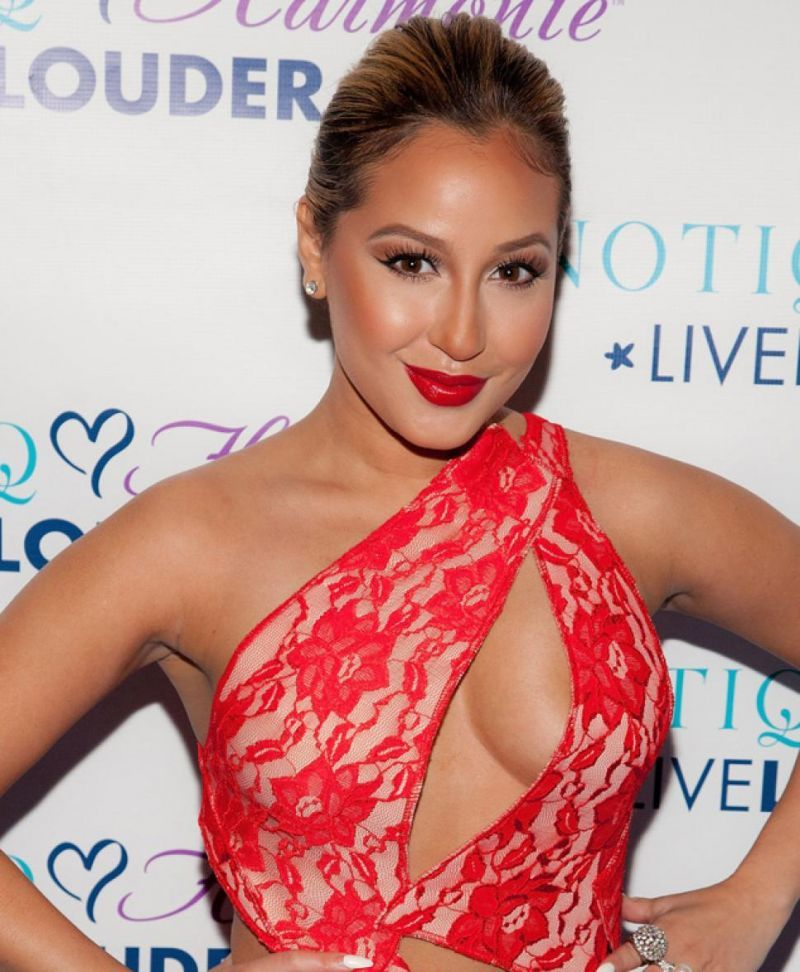 Adrienne Bailon Nude Pics Unsecored Remarkable
