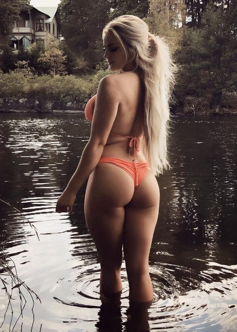 Nude anna nystrom Anna Nystrom