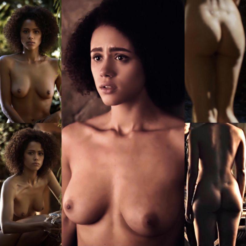 Nathalie Emmanuel No Source Celebrity Beautiful Nude Babe Nude Scene