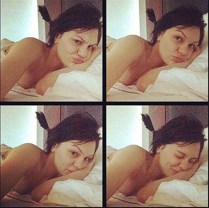 Jessie j naked