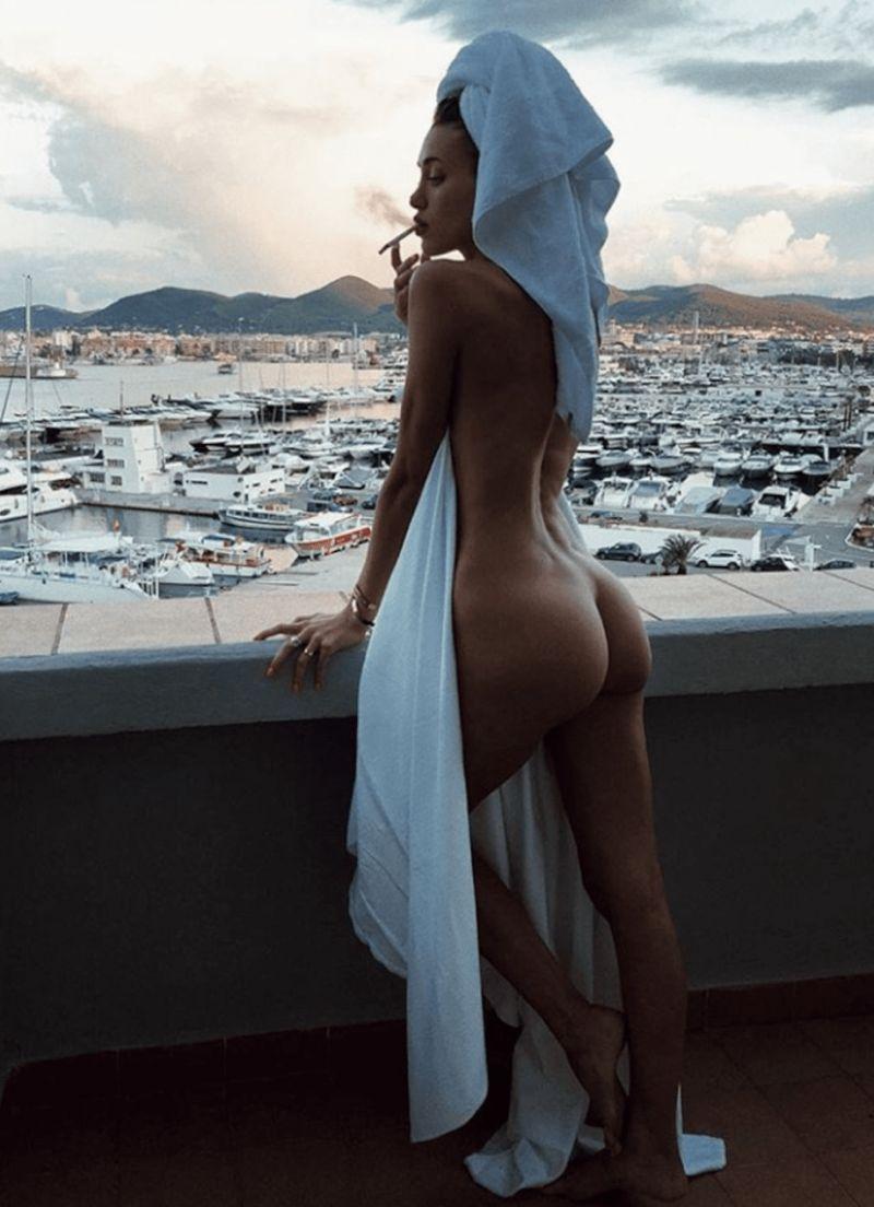 Nude jessica serfaty Jessica Serfaty