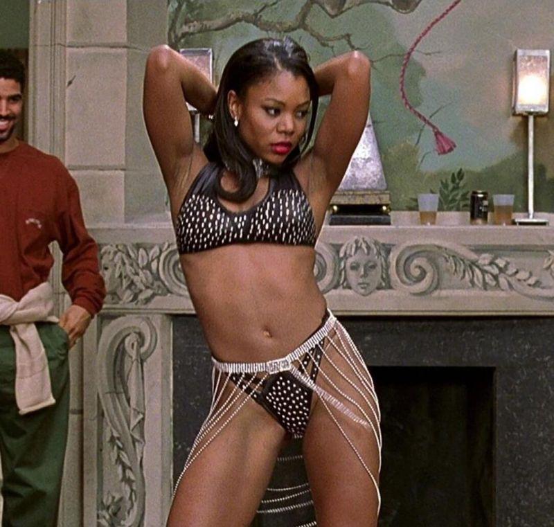 Hall  nackt Regina 40 Sexy