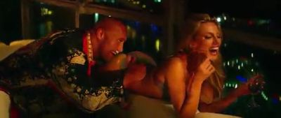 Bar Paly Sexy Scene