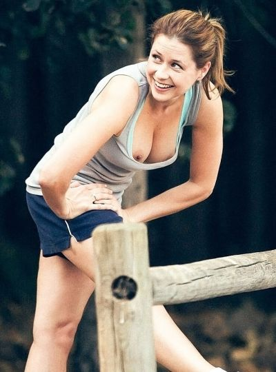 Jenna Fischer Nude Photo and Video Collection