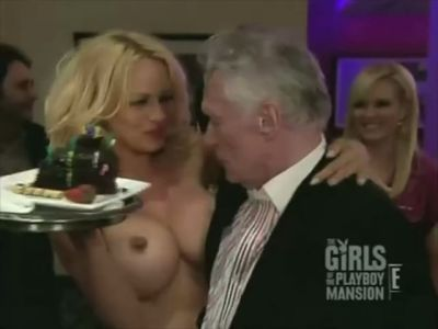 Pamela Anderson Nude Playboy Mansion