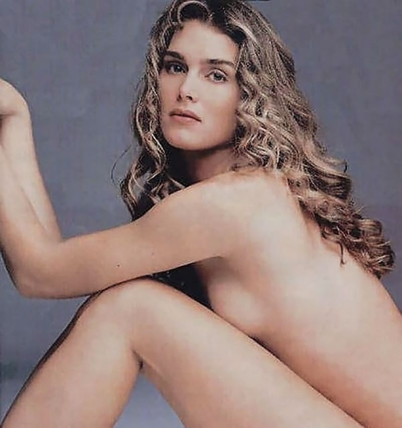 Brooke shields nude gif