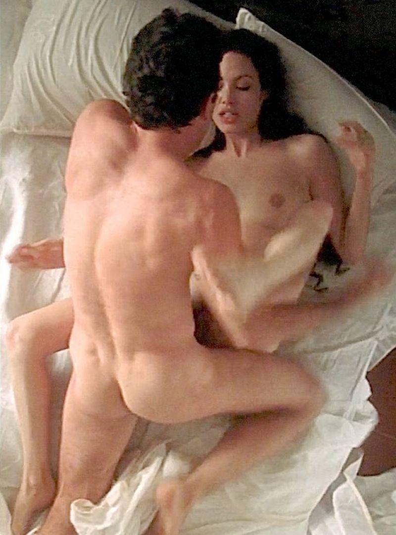 Angelina jolie sex tape