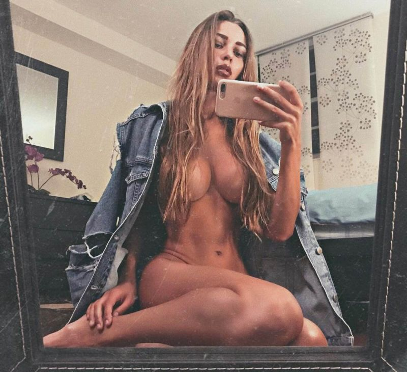 Lily Ermak Nude