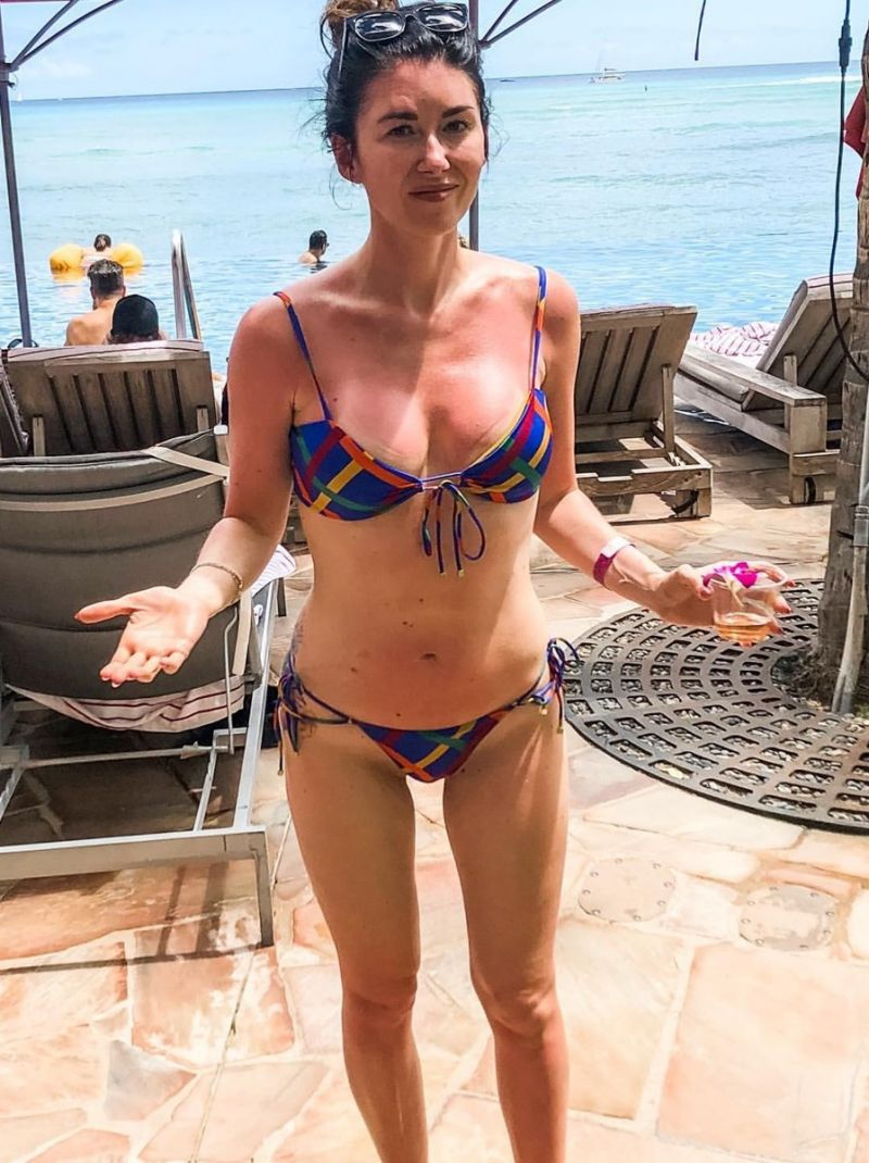 Jewel Staite Boobs