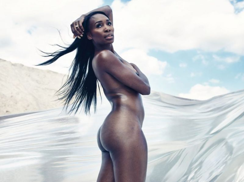 Have williams her boobs shows venus like your idea