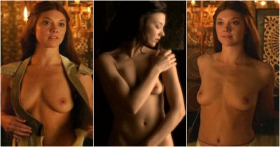 Natalie Dormer Nude Photo and Video Collection