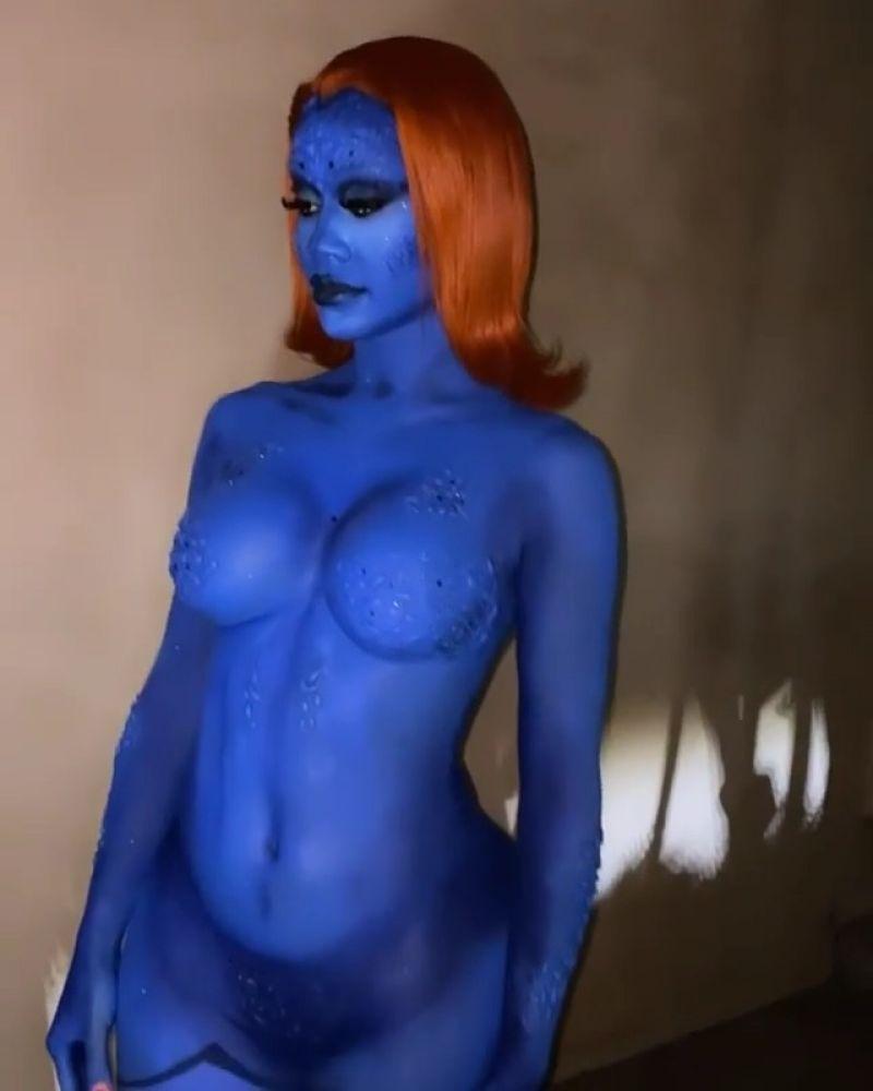 Saweetie Nude