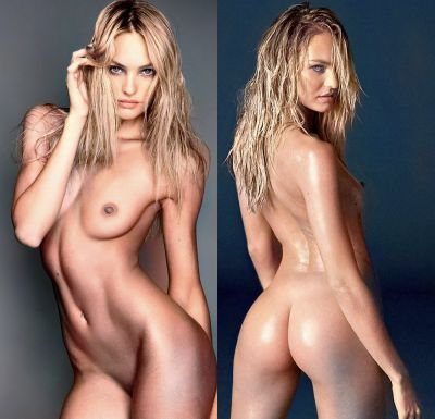 Candice Swanepoel Nudes Enhanced