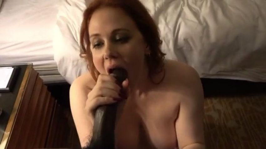Maitland Ward interracial sex tape