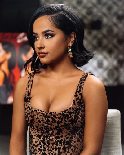 Becky G Cleavage