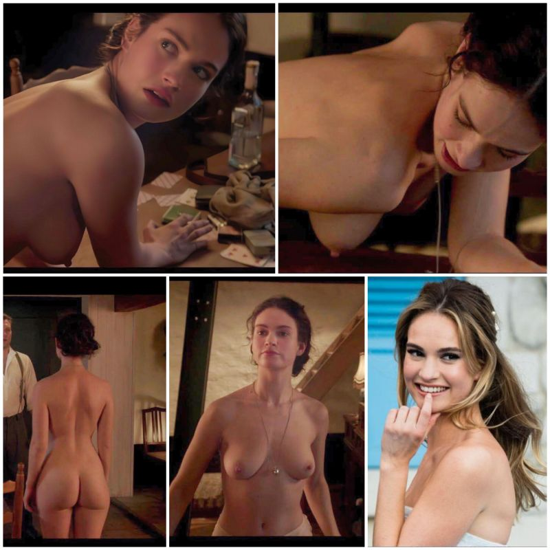 James naked lily The Pursuit