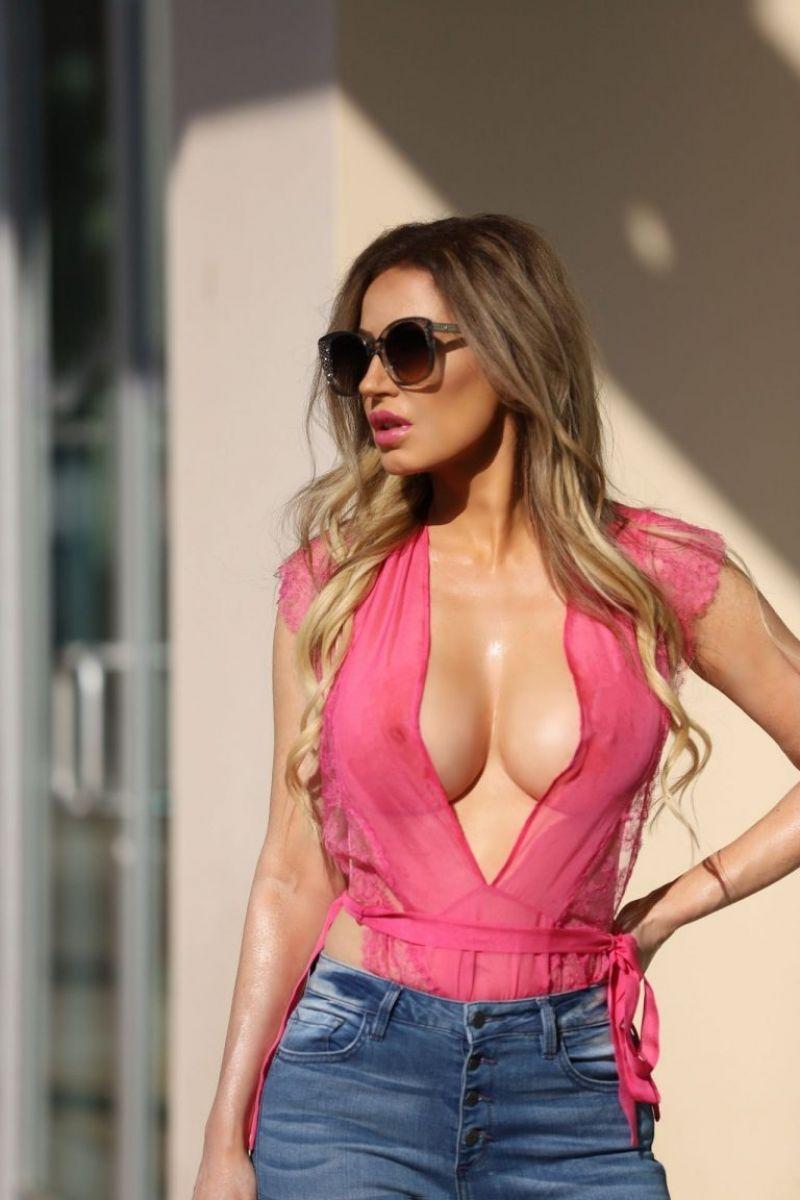 Ana Braga Naked ana braga braless boobs - fappenist