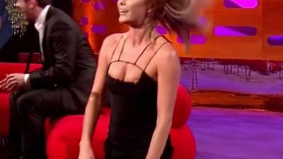 Amanda Holden Nip Slip Video